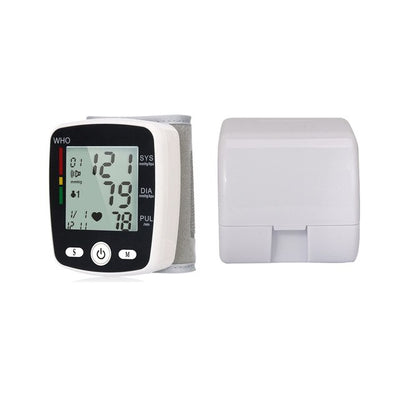 Wrist Blood Pressure Home Monitor Cuff