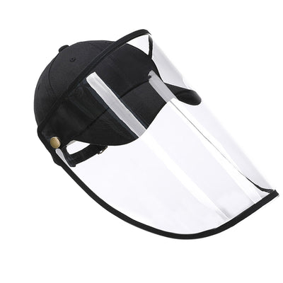 Anti Spitting Protective Cap