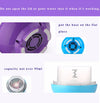 USB Air Humidifier Ultrasonic Aromatherapy - Essential Oil Aroma Diffuser with LED Night Light