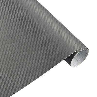 3D Carbon Fiber Car Styling Waterproof Vinyl Wrap (200CM*30CM)
