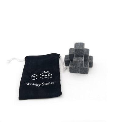 Whiskey Stones Reusable Ice Stone