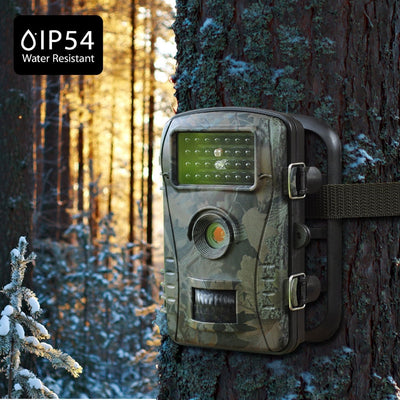 720P HD 8MP  Wildlife Trail Camera