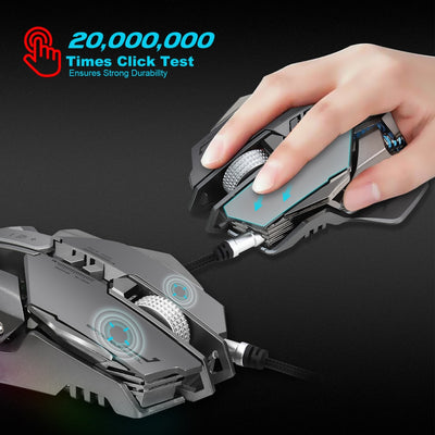 USB Wired Competitive Gaming Mouse