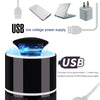 USB MOSQUITO KILLER LED TRAP LAMP
