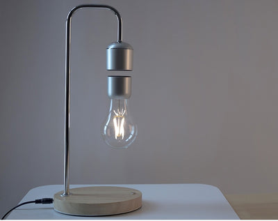 Floating Light Bulb - Levitating Light