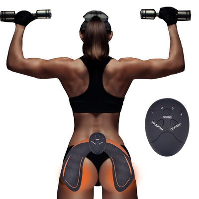 EMS Hip Trainer Muscle Stimulator Butt Lifting Buttock