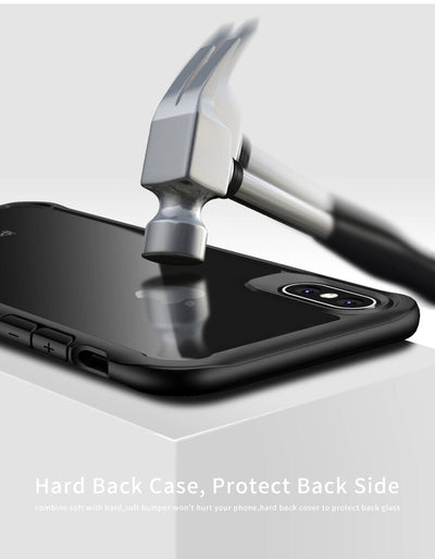 Shockproof Armor Case for iPhone 5 5S SE 6 6S 7 8 Plus X XR XS MAX