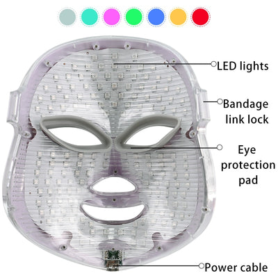 Facial Aesthetics Led Mask