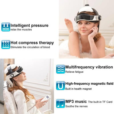 AcuScalp™ - Ultimate Therapeutic Head Massager