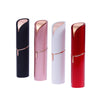 Hair Remover Pen Mini Electric Women Facial Leg Painless Removal Body Hair