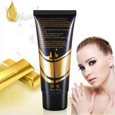 24k Golden Peel Off Mask