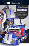 Transformation RC Figure Robot Toys
