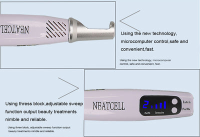 Home Laser Removal Pen for Tattoos Moles & Blemishes