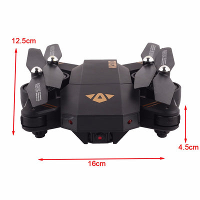 XS809 Mini Foldable Camera Drone