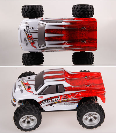 High Speed RC Monster Truck