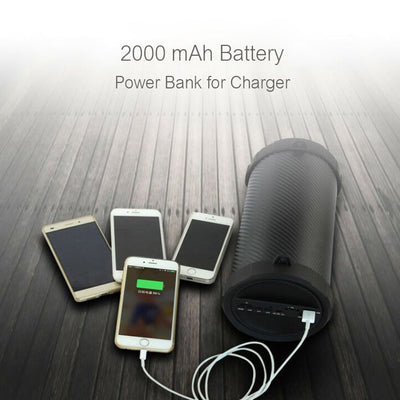 Power Bank Bluetooth Speaker