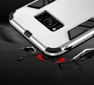 Armor Case For Samsung Galaxy Note 9 4 5 8 S8 S9 Plus S7 Edge A5