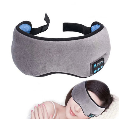 Bluetooth Sleep Eye Mask with Headphones - 5.0 Sleeping Eye shades