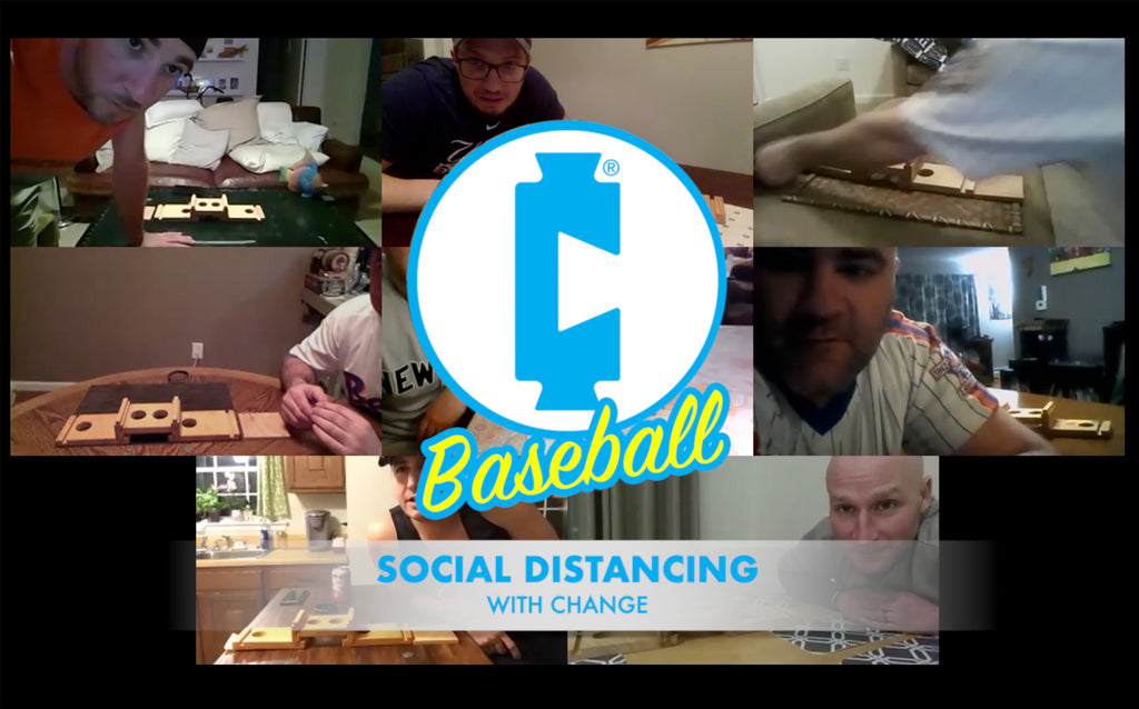 Social Distancing with Change the game!