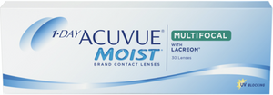 Acuvue 1 Day Moist Multifocal 30 pack
