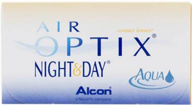 Alcon Air Optix Night & Day Aqua 6 pack