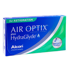 Alcon Air Optix Plus HydraGlyde for Astigmatism Monthly 6 pack