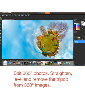 PaintShop Pro 2019 Photos