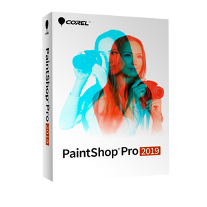 PaintShop Pro (Per unit from 2-4 licences)