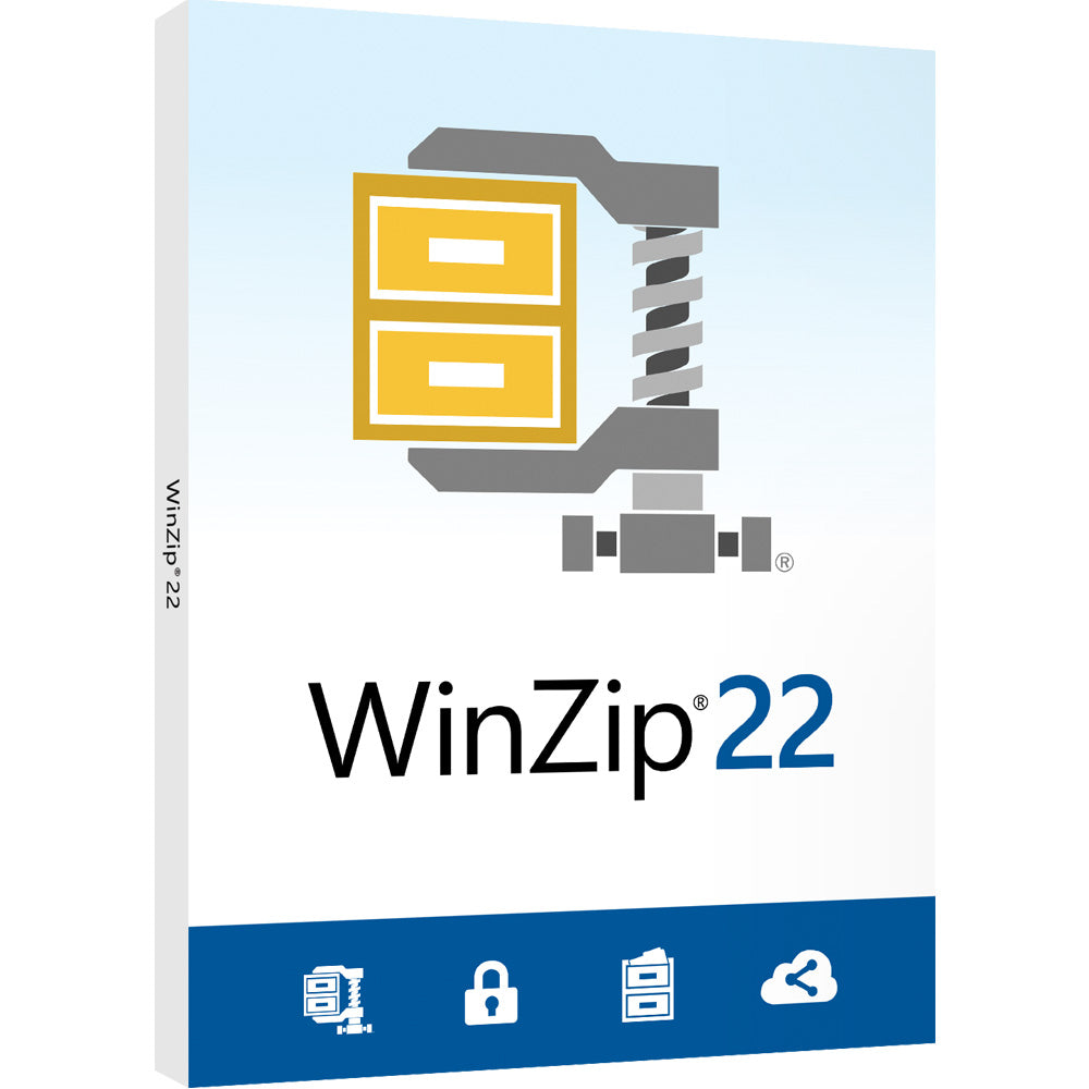 WinZip Standard (Per unit from 10-24 licences)