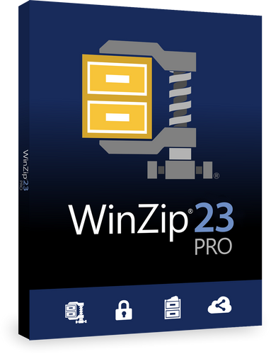 WinZip Professional (Per unit from 200-499 licences)