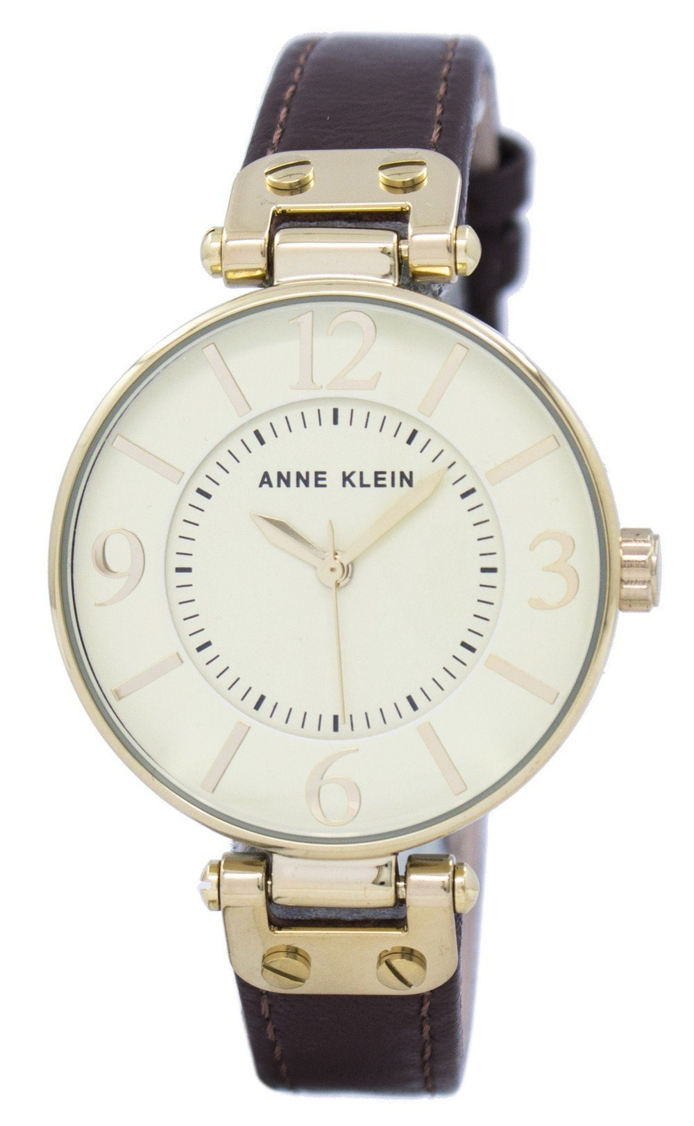 Anne Klein Quartz 9168IVBN Women's Watch