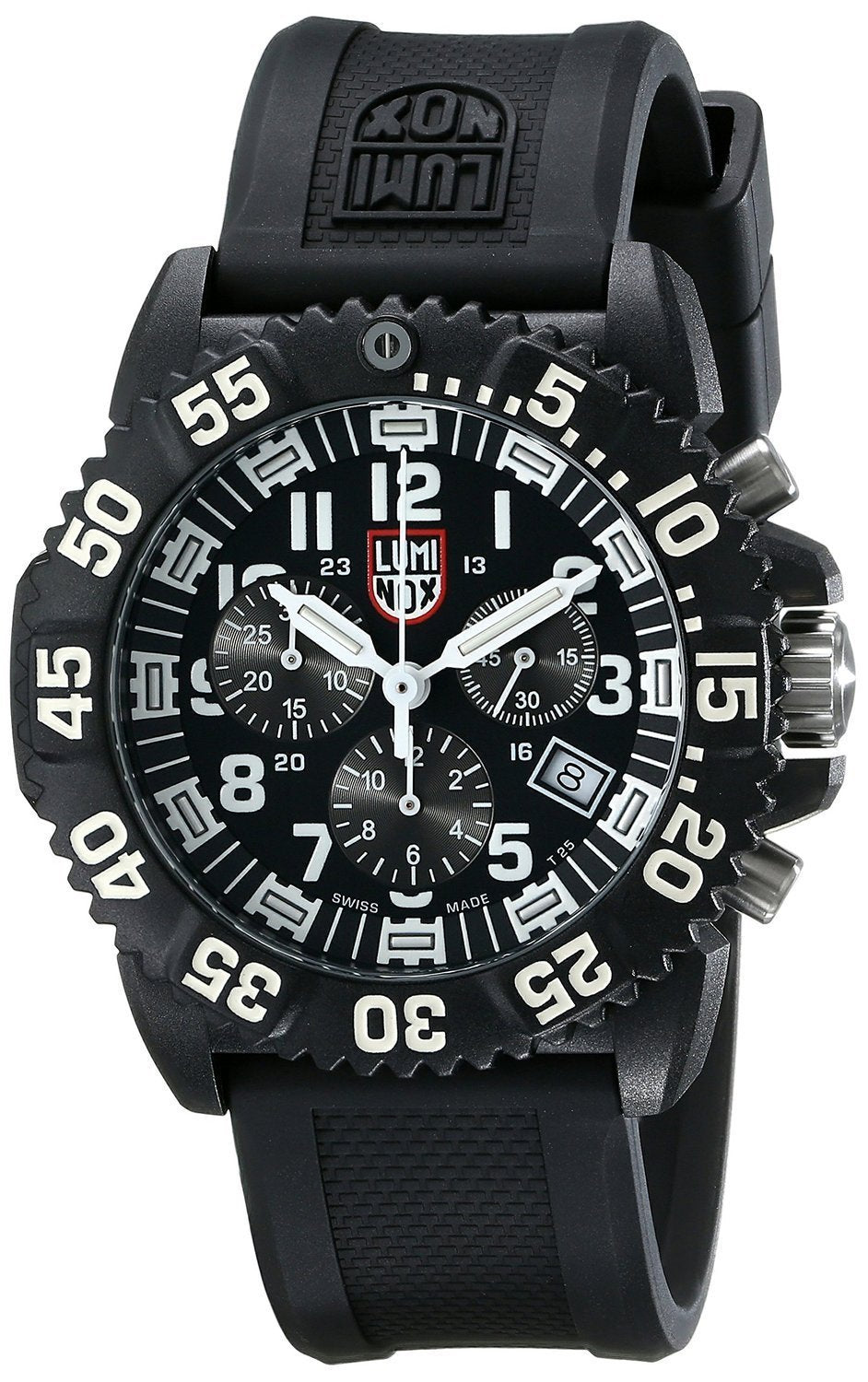 Luminox Sea Colormark Chronograph 3080 Series A3081 Men's Watch