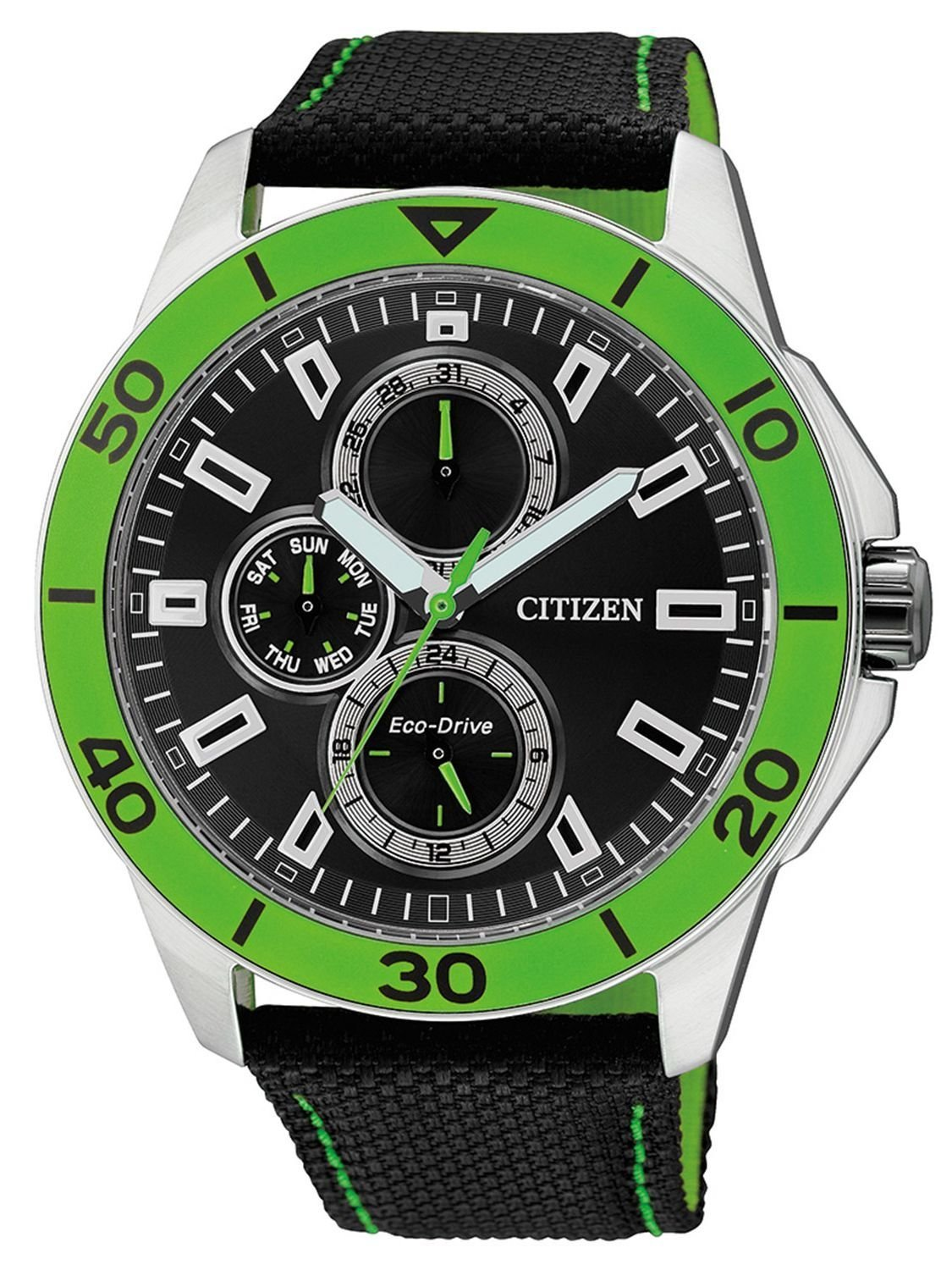 Citizen Eco-Drive Metropolitan AP4030-06E Men's Watch