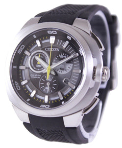 Citizen Eco-Drive Chronograph Super Titanium AT2025-02E AT2025 Men's Watch