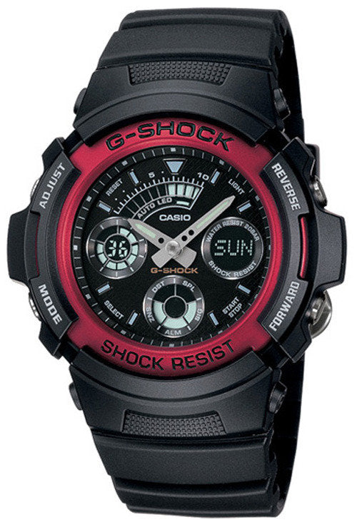 Casio G-shock World Time Watch AW-591-4A  AW591-4A Men's Watch