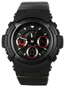 Casio G-Shock AW-591ML-1ADR AW-591ML-1A AW-591ML-1AD Military Men's Black Watch