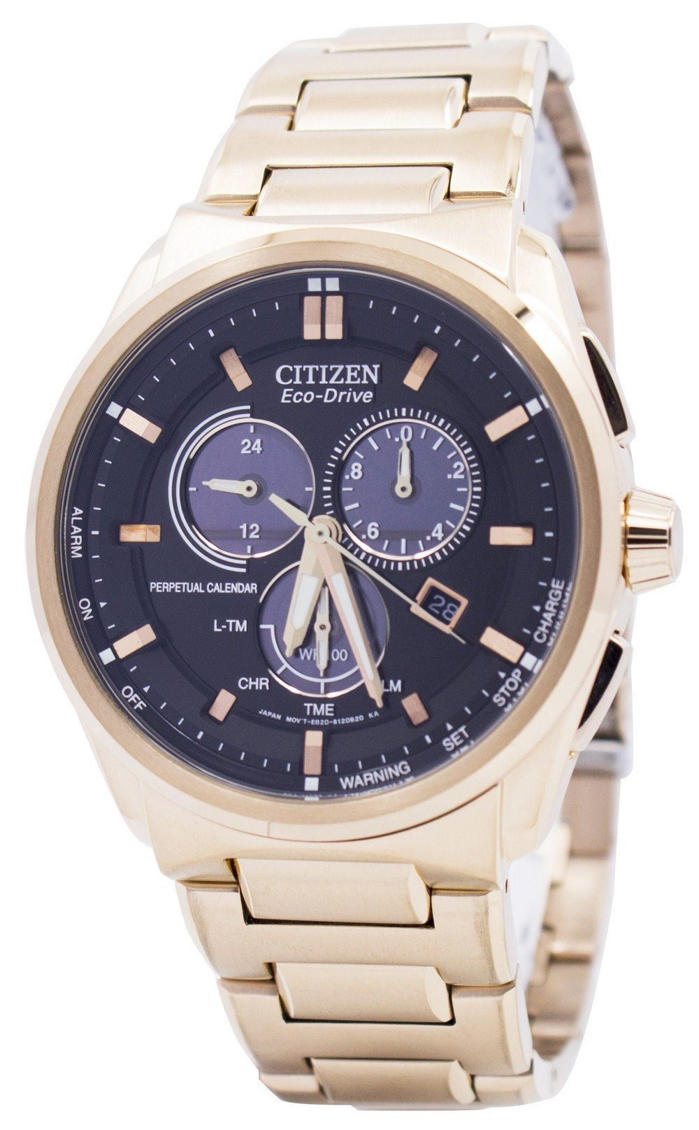Citizen Eco-Drive Perpetual Calendar BL5483-55E Men's Watch