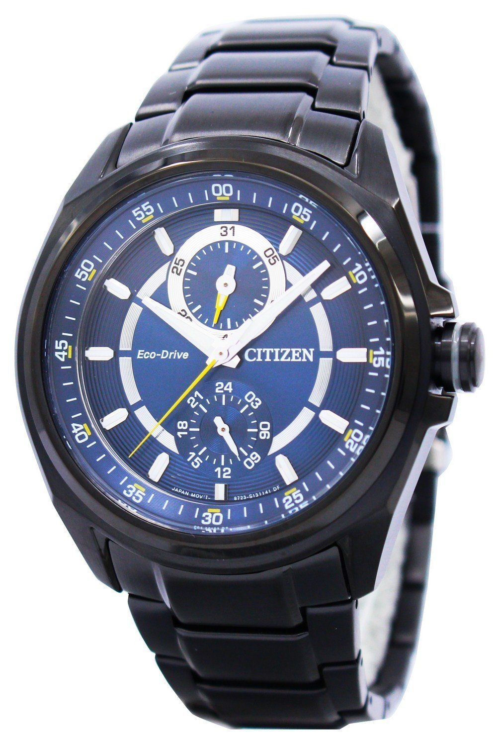 Citizen Eco-Drive Power Reserve BU3005-51L Men's Watch