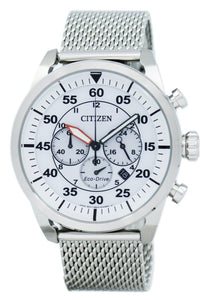Citizen Eco-Drive Chronograph CA4210-59A Men's Watch