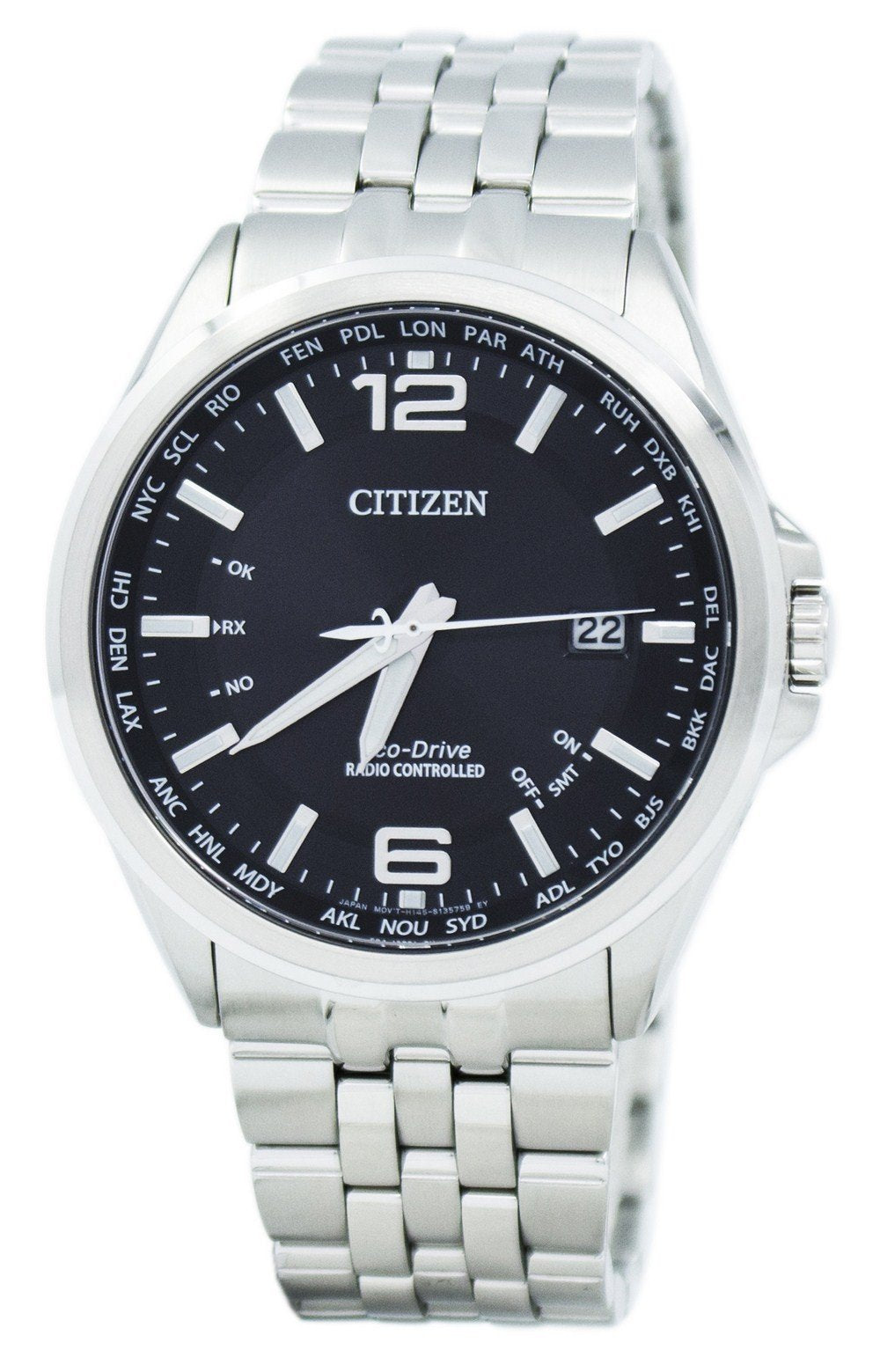 Citizen Eco-Drive Radio Controlled CB0010-88E Men's Watch