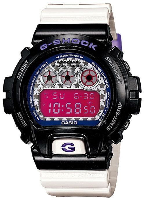 Casio G-Shock Illuminator DW-6900SC-1 Men's Watch