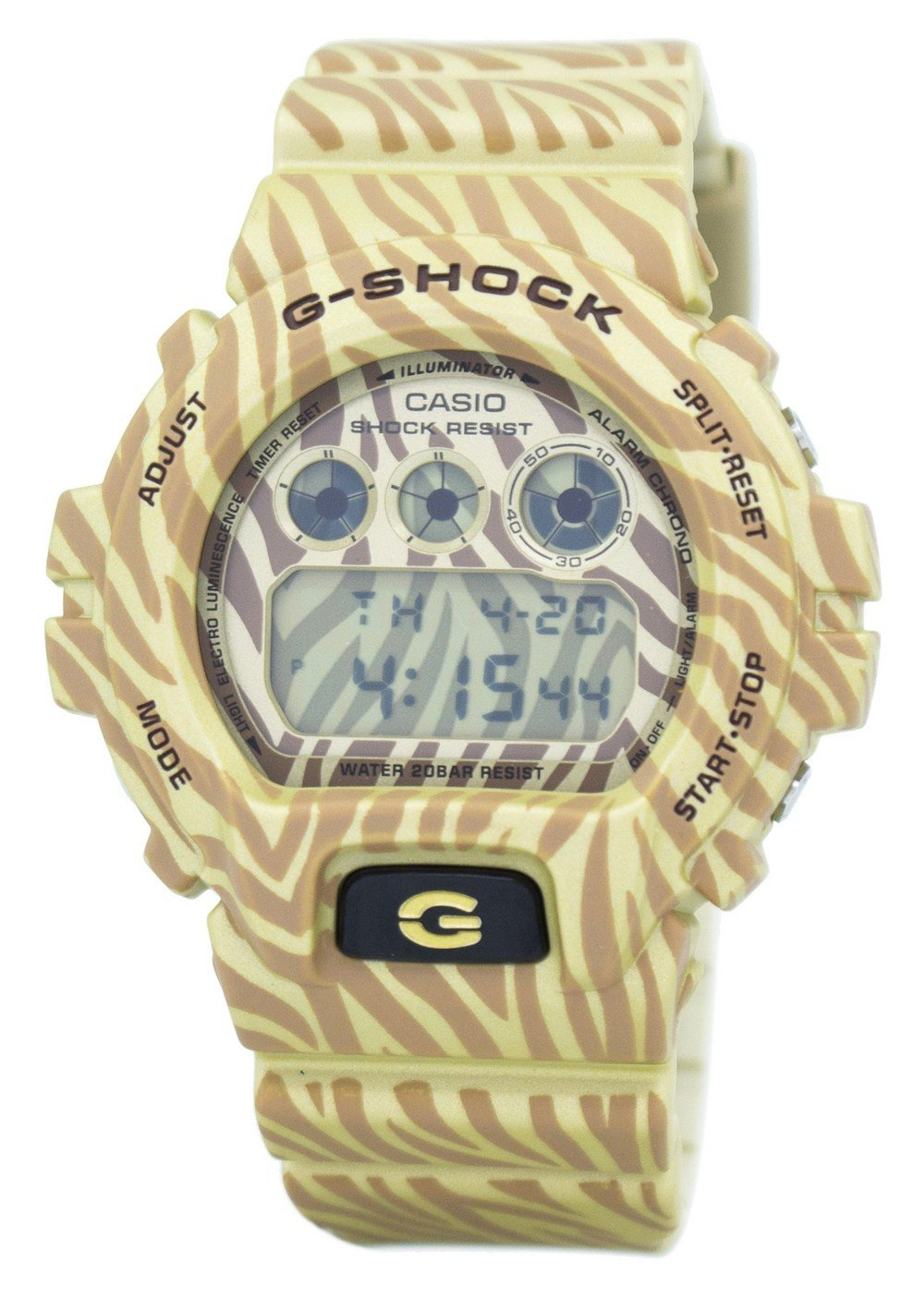 Casio G-Shock Illuminator DW-6900ZB-9 Men's Watch