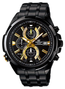 Casio Edifice Neon Illuminator EFR-536BK-1A9V Men's Watch