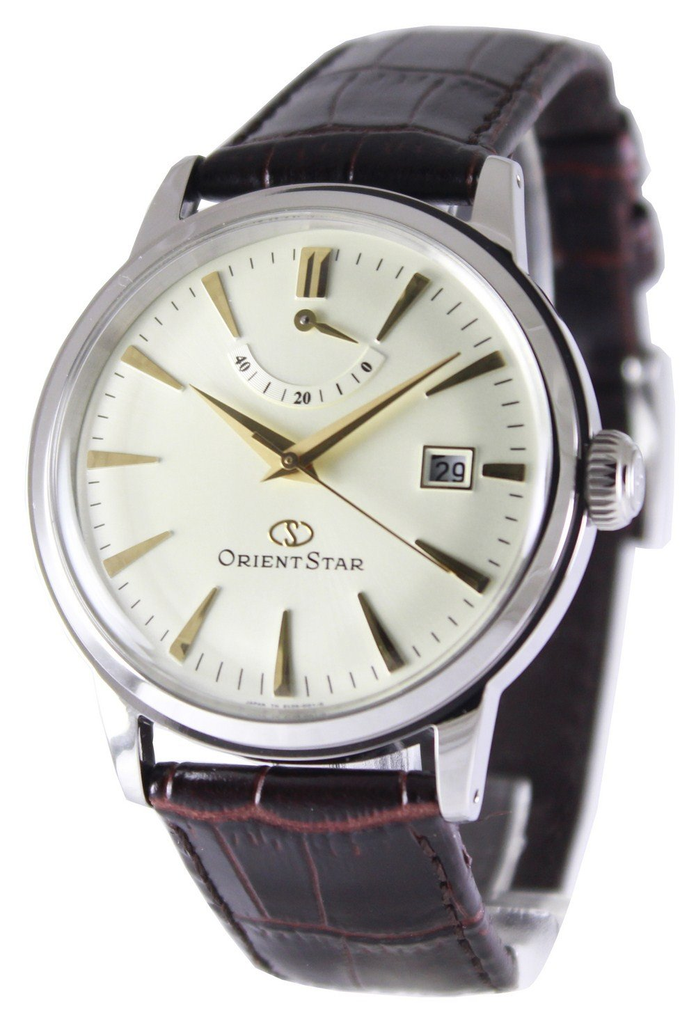 Orient Star Classic Mechanical Power Reserve EL05005S0 EL05005S Men's Watch