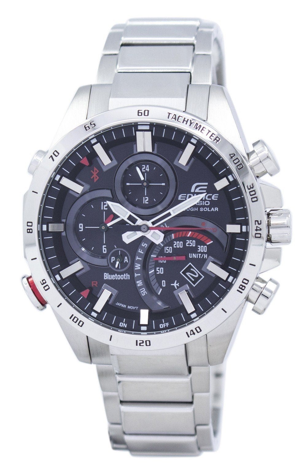 Casio Edifice Tough Solar Bluetooth Fight Mode EQB-501XD-1A EQB501XD-1A Men's Watch