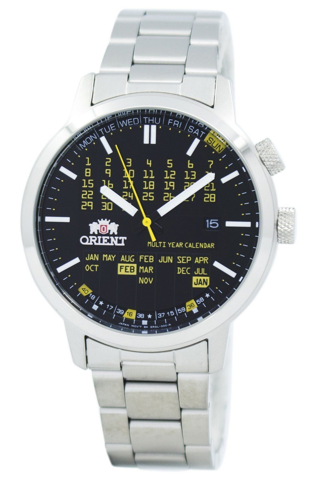 Orient Stylish And Smart Multi-Year Calendar FER2L002B0 ER2L002B Men's Watch