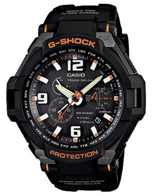 Casio G-Shock Aviation G-1400-1ADR Men's Watch