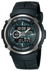 Casio G-Shock Analog-Digital G-300-3AV G300-3AV Men's Watch