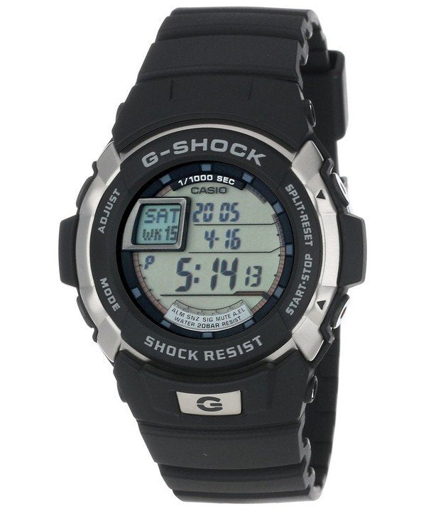 Casio G-Shock World Time G-7700-1DR G7700-1DR Men's Watch