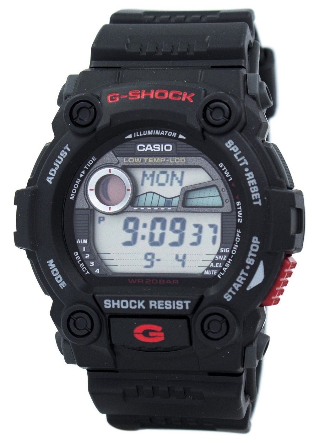Casio G-Shock G-7900-1D G7900-1D Digital Sports Men's Watch